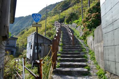 男鹿・津軽・下北 三大半島に泊まる みちのく秘境巡り4日間 その2
