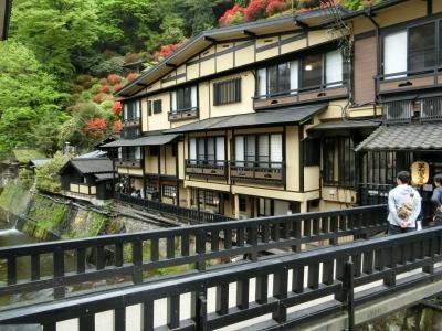 5月の九州旅行⓶高千穂峡から黒川温泉を楽しむ