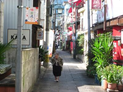 秋の別府 ANA今週のトクたびマイルで街並み路地裏散策ぶらぶら歩き旅ー4