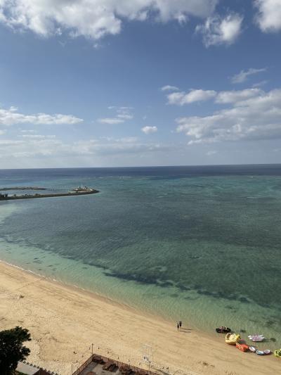 マイルで11月の沖縄旅行 2日目