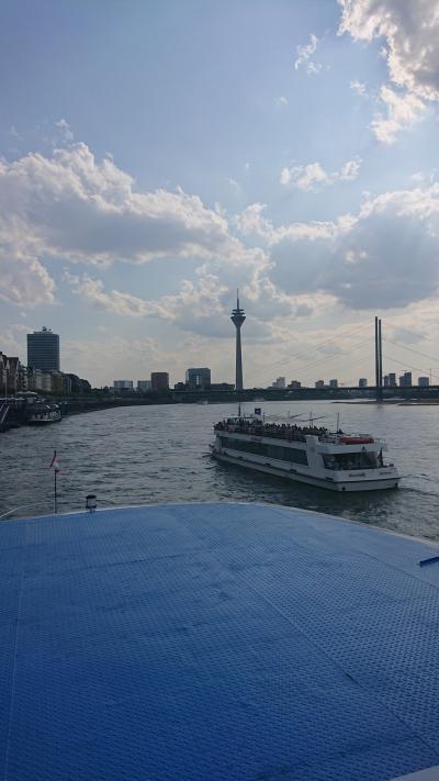 その魅力と名所を発掘!日本人が多く住むという街デュッセルドルフの旅(2日目)!
