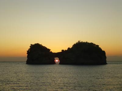 南紀白浜2・・海と空と太陽がいっぱいの白浜の海岸めぐり