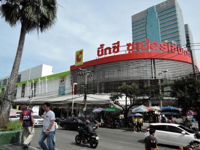 2017年12月 バンコク(タイ)2 メガモールとスーパーと昼食