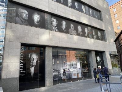 ジューイッシュヘリテージミュージアム (Museum of Jewish Heritage)