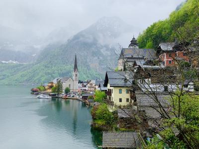 GWオーストリア&イタリア旅行①-日本からの出発、ウィーンからハルシュタットへ-