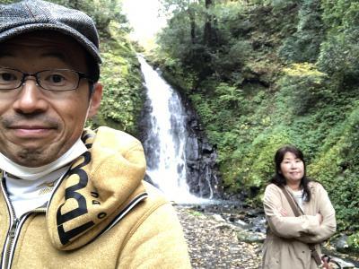 2019一泊二日北陸①天空の城越前大野城から朝倉氏遺跡・一乗滝