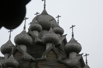 2018.Sep サンクトでポクロフスキー聖堂、モスクワでセルギエ・ポサードへ行ったお話。