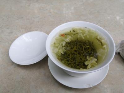 再びの四川、お茶好きの成都観光
