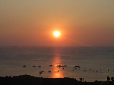 インドネシア カリムンジャワ島②・ジャワ島 スマラン