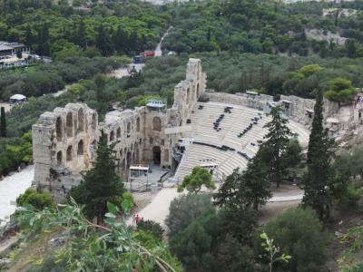 ギリシャ アテネ アクロポリス 世界遺産