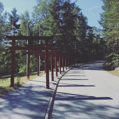 スウェーデン ストックホルム 日本風温泉旅館やすらぎ/Yasuragi