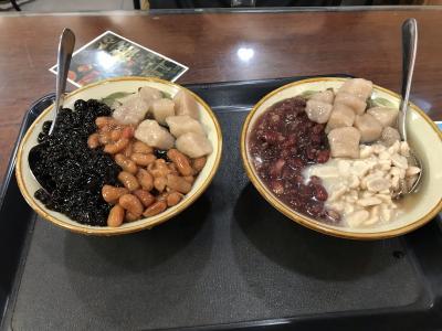2019年11月 台湾大人女子旅 そりゃ太るに決まってる②阜杭豆漿、迪化街、カルフール、火鍋、士林夜市