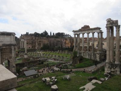 イタリア ローマ 旅行記
