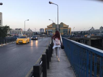 小アジア南西沿岸遺跡放浪(18)パムッカレ ー> イスタンブール