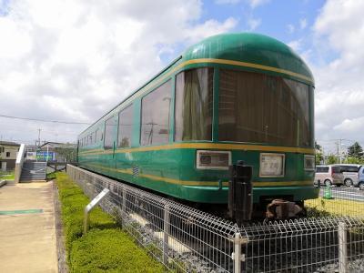 かつての豪華列車、夢空間車両巡り