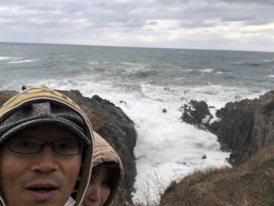 2019一泊二日北陸②永平寺・丸岡城・東尋坊