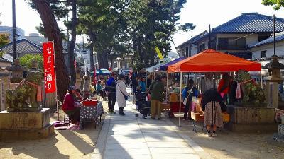 猪名野神社の市〜古本とクラフト&アート・雑貨〜に初めて出掛けました 上巻。