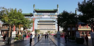 ANAマイルで行く張家界・武陵源、北京10日間 その10(帰国編)