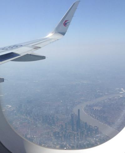 シルクロード河西回廊のツアー(4)上海の新場古鎮に寄ってから帰国