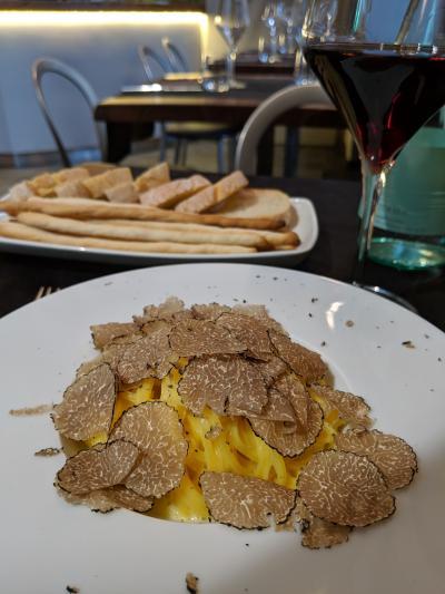 北イタリア【8】トリノでトリュフを食す