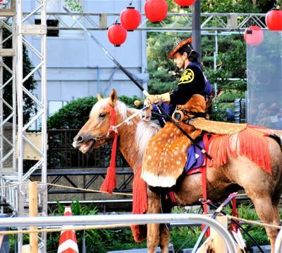 横浜山手西洋館のハロウィン飾り5