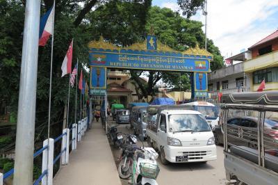 タイ北部の街 チェンライ 2日目‐メ―サイとタチレク‐