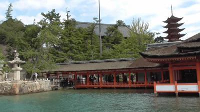 広島の旅 宮島~原爆ドーム