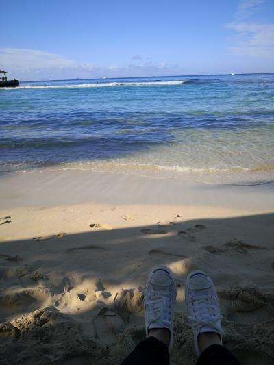 はじめてのハワイ