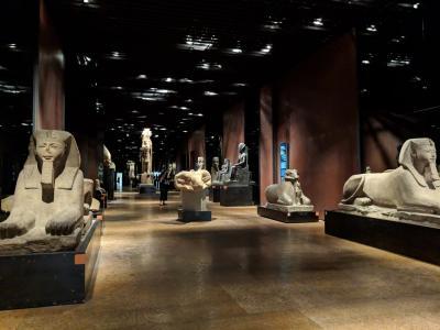 北イタリア【9】トリノ街歩きとエジプト博物館