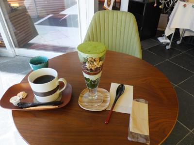 石川県 金沢市◆和カフェ『Cafe甘』by越山甘清堂 ◆ 2019/11/23
