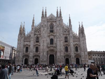 《イタリア》ミラノ1日観光