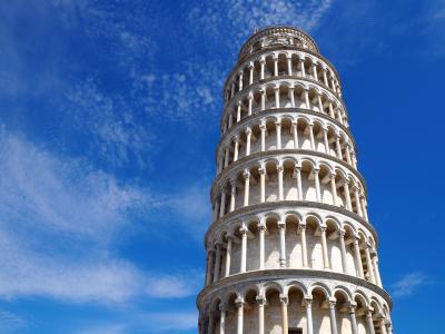 《イタリア》短時間で見られるピサは、とてもキレイな場所でした。
