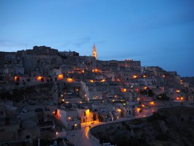 《イタリア》行ってよかった・・・洞窟都市マテーラ
