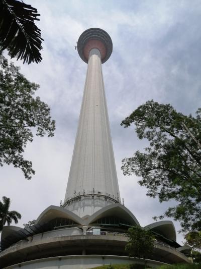 3泊5日マレーシア一人旅:3日目その5(マスジットネガラ→パサール・スニ駅(GOKL)→KLタワー)