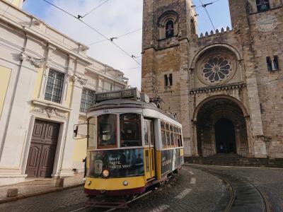 夫婦でリスボン、バルセロナ 8日間(3) ~3、4日目 リスボン編~