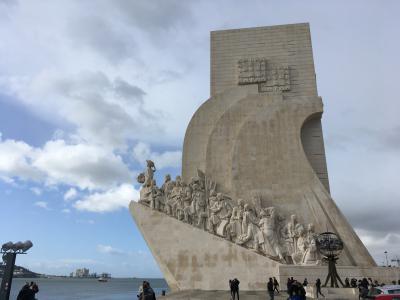ヨーロッパの最西端に行ってみよう②大航海時代を象徴するベレンの塔