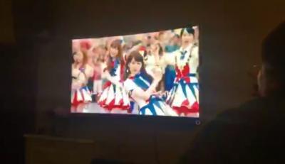 世界文化週! 日本チームはAKB48だあー\(^o^)/