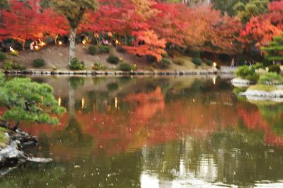 広島市・縮景園