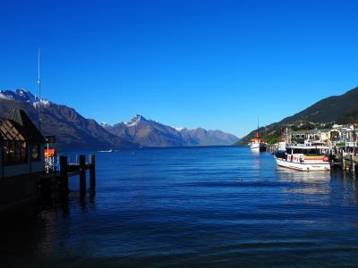 やってきましたニュージーランド!しかも一人旅!!(クイーンズタウン編-その2)
