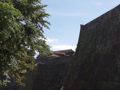 台風で延期した沖縄旅行・・やっと行ってきました!秋を感じ、首里城に涙し・・初ウミカジテラスの三泊四日 ②