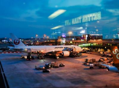 【2019海外】修行でもないのに日帰りシンガポール ~アラスカ航空 改悪で苦肉の策~