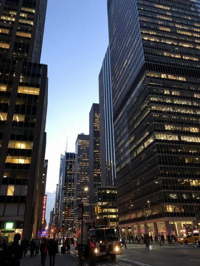 夢見るニューヨーク day1