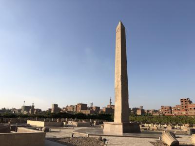 エジプト カイロ アインシャムス