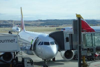 【フライト編⑥】イベリア航空の本拠地ラウンジ マドリード→プラハ ~ワンワールド世界一周航空券で2ヶ月の旅