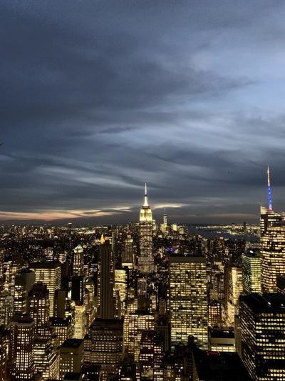 ミュージカルと展望台とケイジャン料理 New York & New Orleans 弾丸