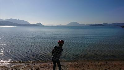 3世代で行く、しまなみ海道サイクリング旅「大三島」