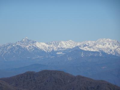 富山の山旅(金剛堂山、室堂、呉羽丘陵、八尾)