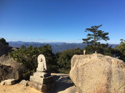 【家族旅行】紅葉の宮島&広島平和記念公園2019 ※大鳥居修復中