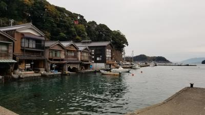 2019秋 伊根の舟屋散策