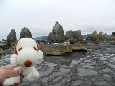 橋杭岩&イオンモール和歌山◆2017年6月/南紀で滝めぐり《その5・最終章》
